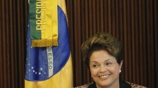 A presidente brasileira Dilma Rousseff, que apresentou nesta semana o novo pacote de infraestrutura do governo federal.