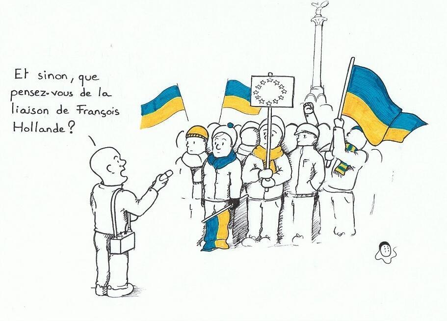 Pourquoi on n'entend plus parler de l'Ukraine ?