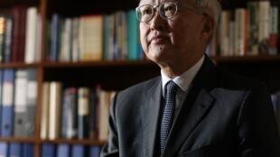 香港终审法院前首席法官李国能资料图片