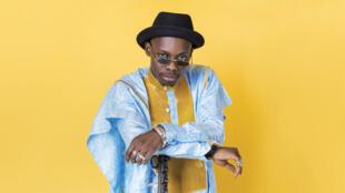 À 27 ans, le Malien Sidiki Diabaté publie le mini-album « Béni ».