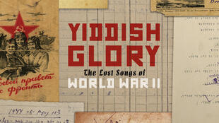 18 forgotten Yiddish songs have been brought to life on the album Yiddish Glory