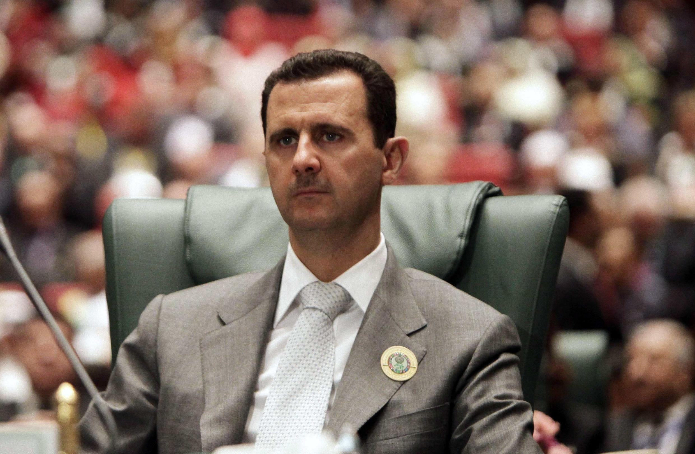 Bashar Al-Assad rais wa Syria aliyewekewa vikwazo na EU