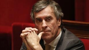 Cựu bộ trưởng Ngân sách Pháp Jérôme Cahuzac.