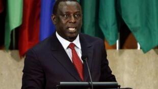 Le Sénégalais Cheikh Tidiane Gaido, à Wahsington, en juin 2006.