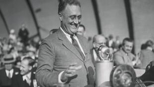 فرانکلین دلانو روزولت در سال 1932
