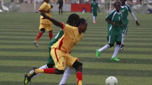 Soudan - Football féminin - Match