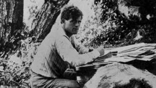 Jack London in 1905