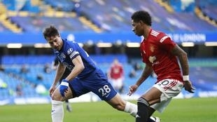 PHOTO Chelsea-MU 28 février 2021