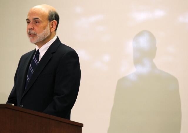 O presidente do FED, Ben Bernanke, não deve anunciar no início de novembro novas medidas para reduzir ainda mais os juros e agilizar a recuperação econômica americana.