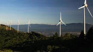 Le Costa Rica n'utilise pratiquement plus que des énergies renouvelables.