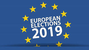 European Elections from 23 to 26 May 2019