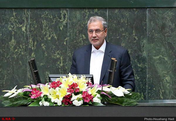 علی ربیعی، وزیر کار جمهوری اسلامی - تصویر آرشیوی