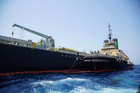 ناپدید شدن نفتکش اماراتی در تنگه هرمز