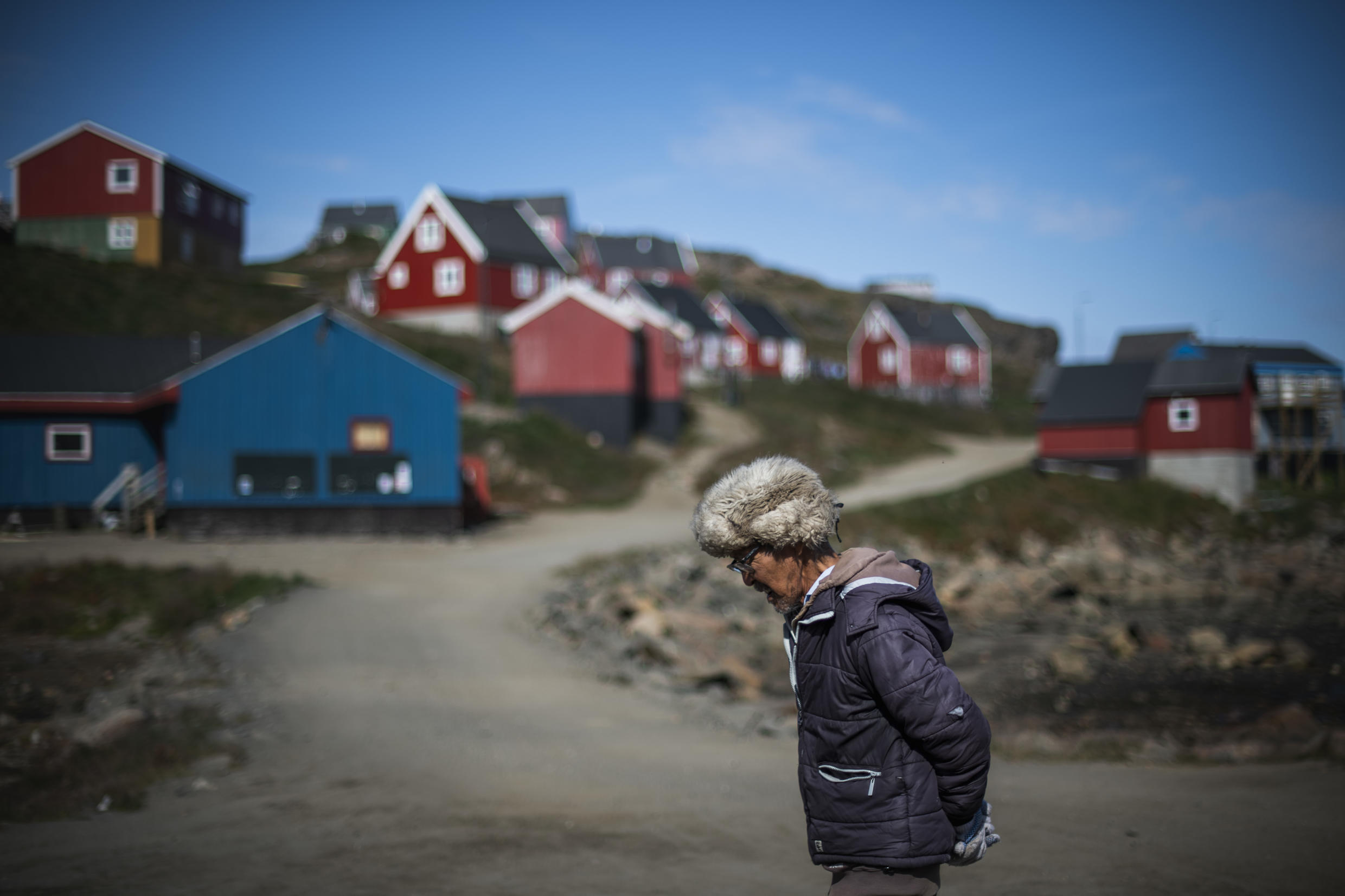 Greenlanders, including villagers in Kulusuk in the southeast, hope to benefit from the windfall of mining in the territory.