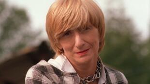 Françoise Sagan (1987).