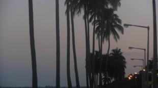 Zona marginal de Maputo