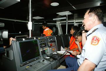 Tàu tuần duyên của Nhật gần đảo Senkaku / Điếu Ngư Đài (Reuters)