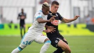 Le Camerounais Clinton Njie a inscrit ce dimanche 20 août le troisième but de sa saison pour l'Olympique de Marseille.