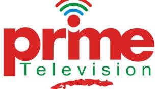Prime Television logo.