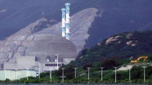 Chine - Taishan - nucléaire