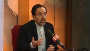 Abolghassem Delfi est l'ambassadeur de la République islamique d'Iran en France.