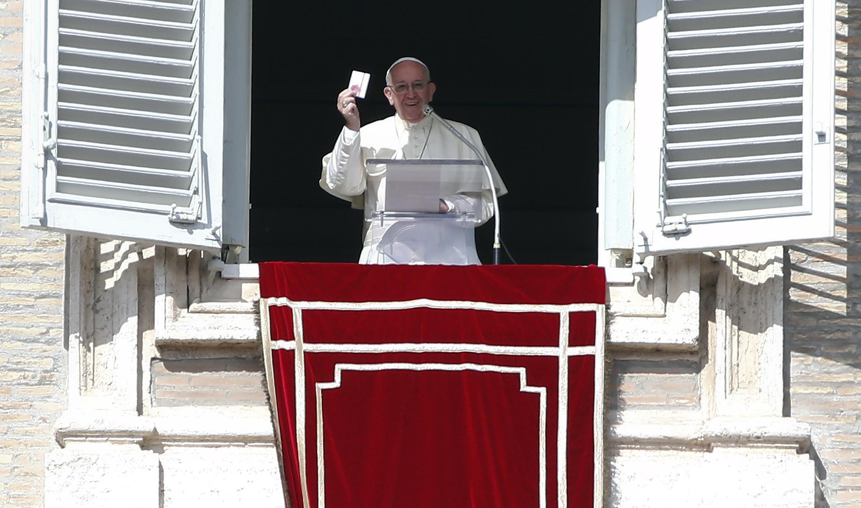Lors de la prière de l'angélus ce dimanche 21 février place Saint-Pierre, le pape François a appelé à l'abolition de la peine de mort.