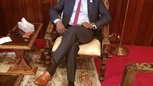 João Butiam Có, ministro dos Negócios Estrangeiros da Guiné-Bissau