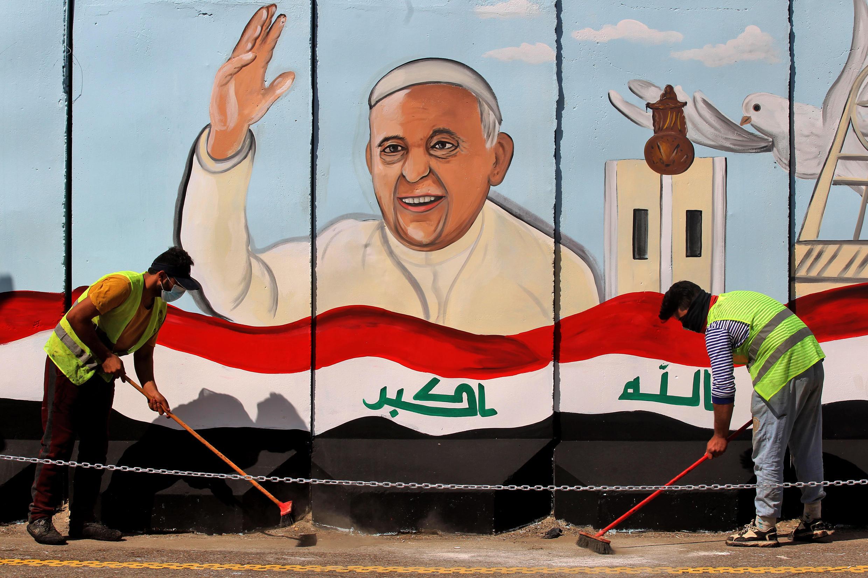 La visita del papa Francisco será la primera de un soberano pontífice a Irak