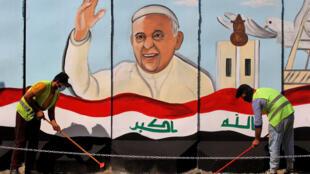 A visita do papa Francisco será a primeira de um soberano pontífice ao Iraque.