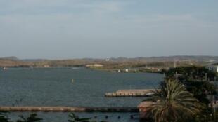La ville cubaine de Caimanera est située en zone militaire.