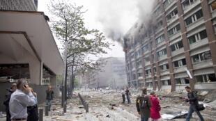 Atentado em Oslo na sexta-feira deixou pelo menos 93 mortos