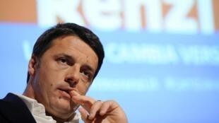 Magajin garin Florence, Matteo Renzi ake shirin nadawa a matsayin sabon Fira Ministan Italiya