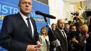Lars Lokke Rasmussen, à la tête du bloc de droite qui a remporté les élections grâce au score du Parti du peuple danois, devra former le prochain gouvernement.