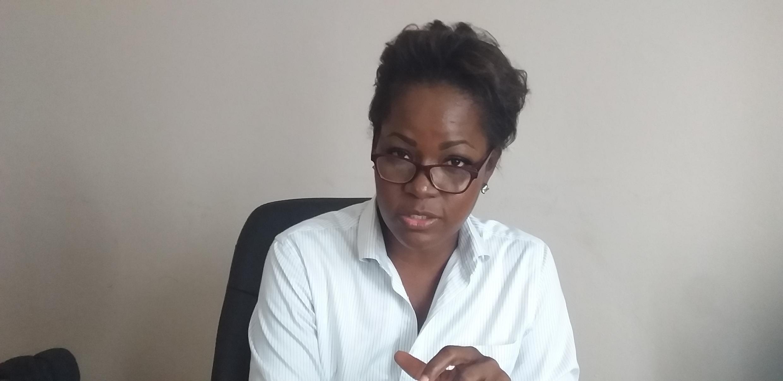 Liberian politician MacDella Cooper