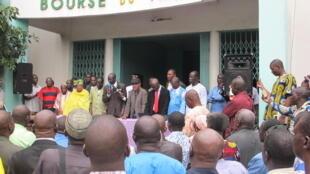 L'Union nationale des travailleurs du Mali (UNTM) se prépare à lancer une grève à partir du lundi 17 mai 2021. (Photo d'archives)