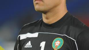 Le Marocain Nadir Lamyaghri.