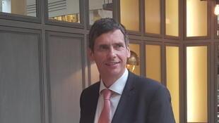 Emmanuel Vasseneix, président de l'Institut professionnel du lait de consommation (IPLC).