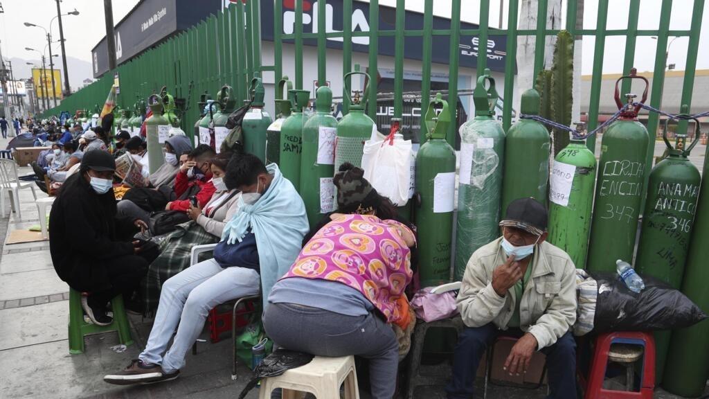 Covid-19: le Pérou s'apprête à voter en pleine crise sanitaire