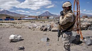 bolivie chili garde frontiere migrants