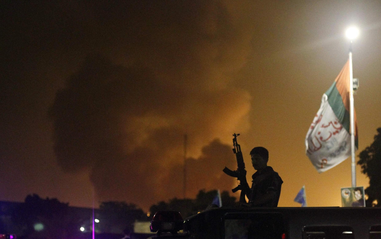Harin da mayakan Taliban suka kai a Karachi