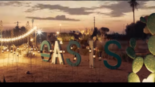 Capture d'écran de la vidéo de présentation du festival Oasis de Marrakech.