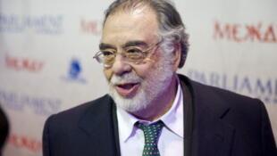 Francis Ford Coppola, réalisateur de « Twixt », le 3 avril 2012.