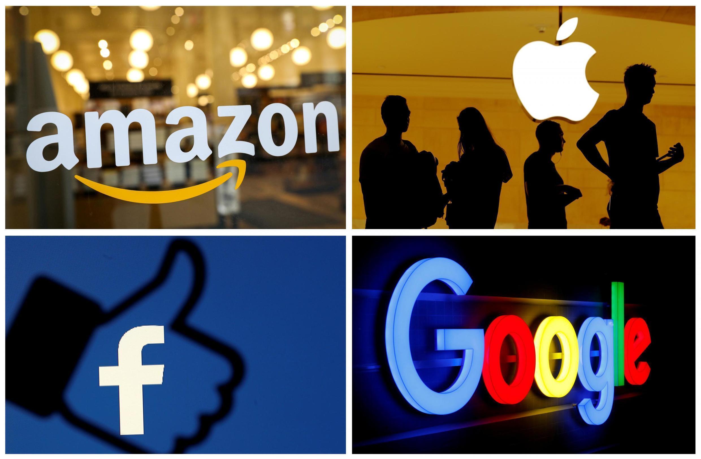 美國四大數字公司