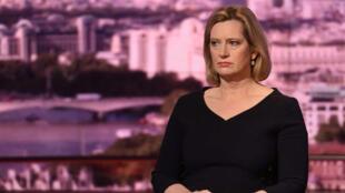 រដ្ឋមន្ត្រីក្រសួងមហាផ្ទៃអង់គ្លេសលោកស្រី Amber Rudd ថ្លែងតាមវិទ្យុ BBC កាលពីថ្ងៃទី២៨ឧសភា២០១៧