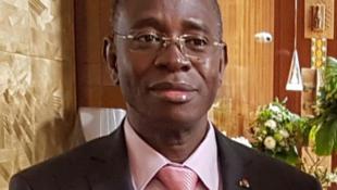 Clément Sawadogo, 1er vice-président du parti présidentiel, MPP et ancien ministre de la Sécurité au Burkina Faso.