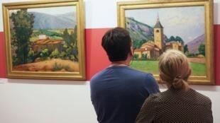 60% работ из собрания музея Этьена Террюса в Эльне оказались фальшивками