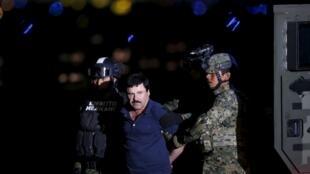 O trafiquante mexicano El Chapo