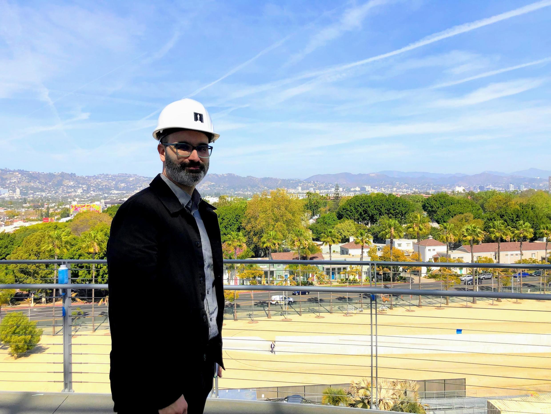 Bernardo Rondeau é um dos principais programadores de mostras de Hollywood e será responsável pelos cinemas do Museu da Academia.