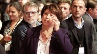 Martine Aubry has been cleared of manslaughter charges for failing to protect French workers from asbestos.