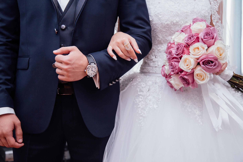 Près de 8000 jeunes femmes pourraient être mariées contre leur gré chaque année au Royaume-Uni (photo d'illustration).